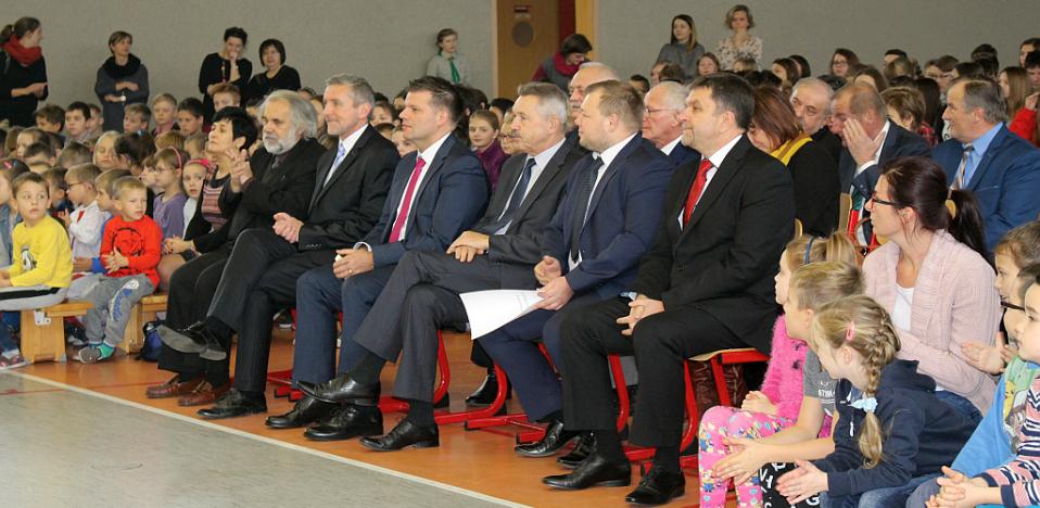 Uroczysta akademia z okazji Święta Niepodległości - 10 listopada 2016